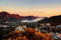 Cape Town montains