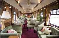 interieur luxueux edwardien the royal scotsman